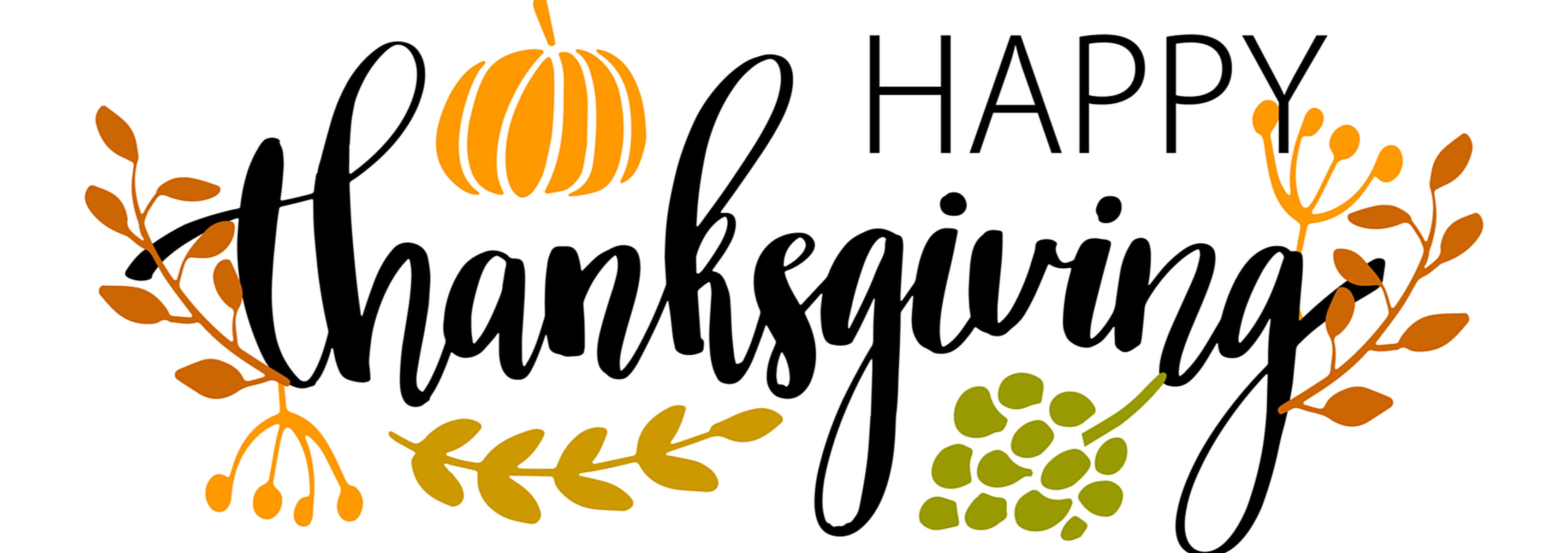 Happy Thanksgiving from the SiteSeer team!